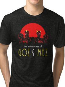 Hell adventures Tri-blend T-Shirt
