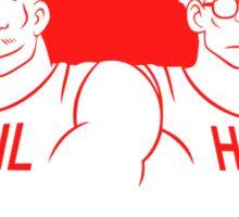 Hell adventures Sticker