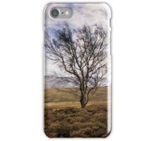 Single Tree, Looking for Friend iPhone Case/Skin