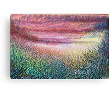 Upsweep Canvas Print