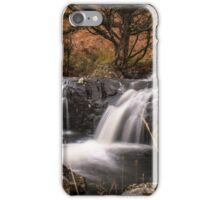 And The Water Falls iPhone Case/Skin