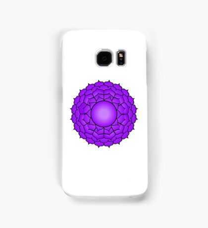 The Crown Chakra Samsung Galaxy Case/Skin