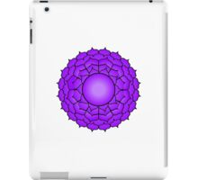 The Crown Chakra iPad Case/Skin
