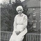 1934 Nurse Beatie Collier by Woodie