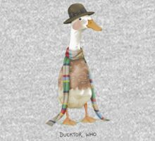 Ducktor Who Kids Clothes