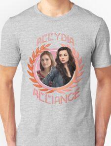 Allydia Alliance [The Hunter & The Banshee] Unisex T-Shirt