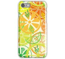Lemonade light iPhone Case/Skin