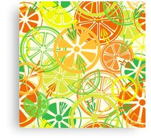 Lemonade light Canvas Print