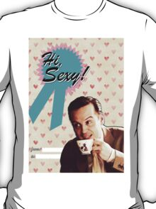 Moriarty Valentine's Day Card T-Shirt
