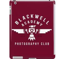 Life Is Strange - Blackwell Photography Club iPad Case/Skin