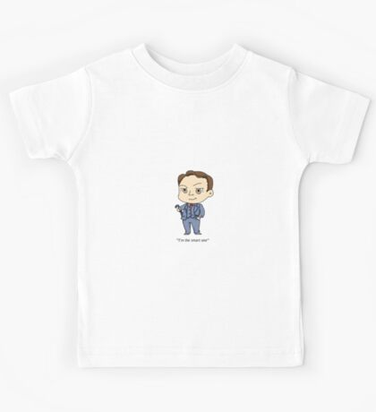 Mycroft Chibi Kids Tee