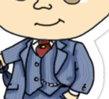 Mycroft Chibi Sticker