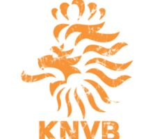 World Cup Football - Team Netherlands (distressed) Sticker