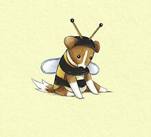 Sprawling Bee by Katie Corrigan