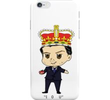 Moriarty Chibi iPhone Case/Skin