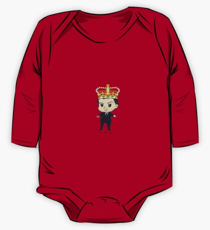 Moriarty Chibi One Piece - Long Sleeve