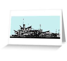 Shipyards Greeting Card