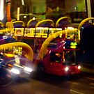 London Red Bus by Nando MacHado