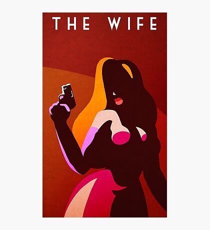 The Wife Photographic Print