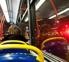 London Passenger by Nando MacHado