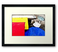 OnePhotoPerDay series: 048 by L. Framed Print