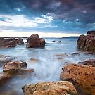 Clifton Beach, Tasmania by Alex Wise