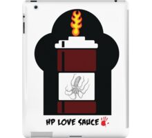 HP Love Sauce - BROWN iPad Case/Skin