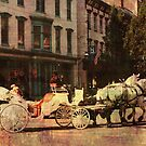Carriage ride..... by DaveHrusecky