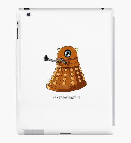 Dalek Chibi iPad Case/Skin