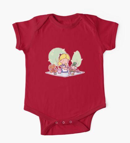 Very Merry Unbirthday One Piece - Short Sleeve