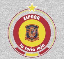 World Cup Football 8/8 - Team Espana Kids Clothes