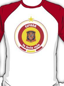 World Cup Football 8/8 - Team Espana T-Shirt