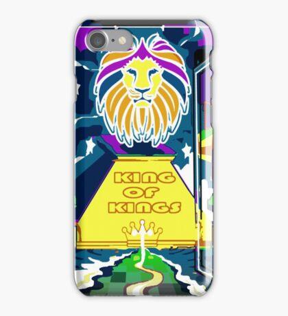 KING OF KINGS iPhone Case/Skin