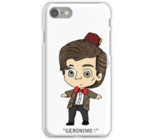 Eleventh  Doctor iPhone Case/Skin