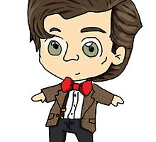 Eleventh  Doctor by Zefkiel