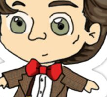 Eleventh  Doctor Sticker