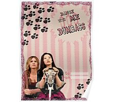My Teenwolfed Valentine [Dance With Me, Dumbass] Poster