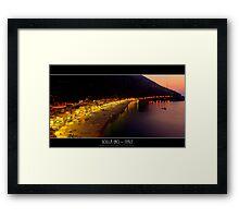 SCILLA Framed Print