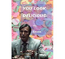You Look Delicious! Photographic Print