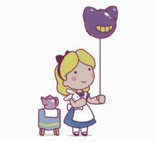 Little Alice One Piece - Short Sleeve