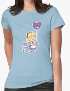 Little Alice Womens Fitted T-Shirt
