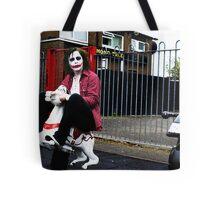 Joker's Day Off #1 Tote Bag
