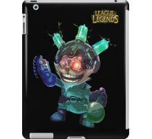 League of Legends - Ziggs Scientist iPad Case/Skin