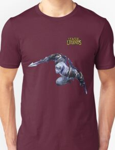 League of Legends - Zed Shockblade T-Shirt