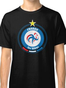 World Cup Football 7/8 - Team France Classic T-Shirt