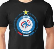 World Cup Football 7/8 - Team France Unisex T-Shirt