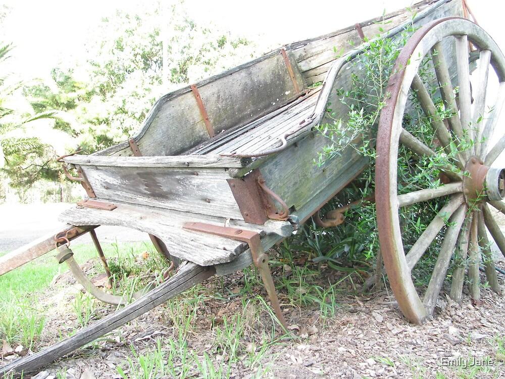 Wagon. by Emily Jane