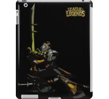 League of Legends Master Yi  iPad Case/Skin