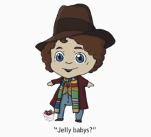 Fourth Doctor One Piece - Short Sleeve