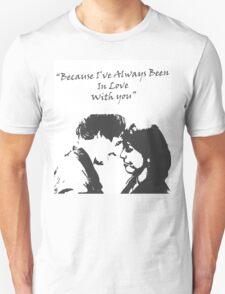 Zoe & Max - BBC Casualty T-Shirt
